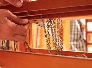 Adjusting chains 2